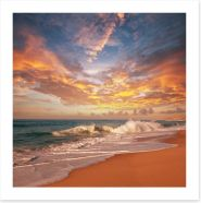 Beaches Art Print 54197941