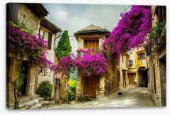 Summer in Provence Stretched Canvas 54256974