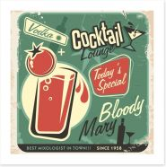 Vintage Bloody Mary