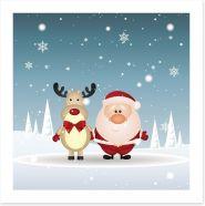 Christmas Art Print 56426898
