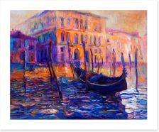 Venice by canal Art Print 57599281