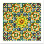 Moroccan brights