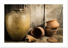 The old pottery