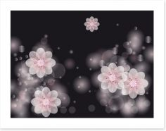The lightness of being Art Print 60378680