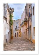 Puglia alleyway, Italy