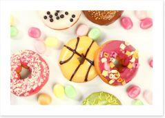 Food Art Print 60707085