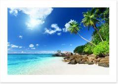 Beaches Art Print 61788359