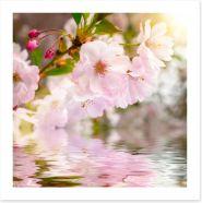 Awakening spring Art Print 61813025