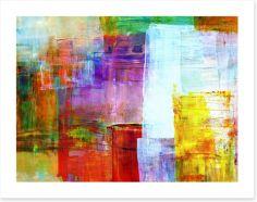 Layers Art Print 62215965