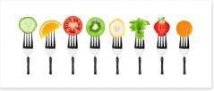 Food Art Print 62807483
