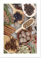 Aromatics Art Print 63329544