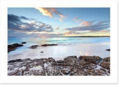 Dawn at Jervis Bay Art Print 64182984