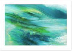 Flowing Art Print 65579409