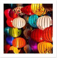 Lanterns of Hoi An, Vietnam