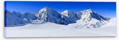 Mountains Stretched Canvas 70239829