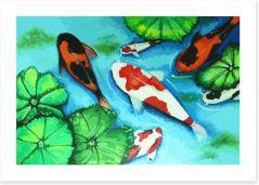 Animals Art Print 70628476