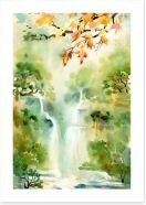 Watercolour Art Print 74028812