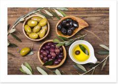 Food Art Print 74204029