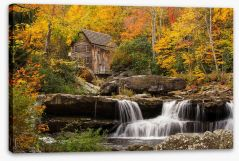 Autumn Stretched Canvas 75967536