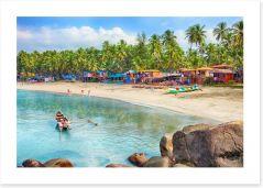 Beaches Art Print 77002615