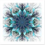 Inner peace Art Print 77606825