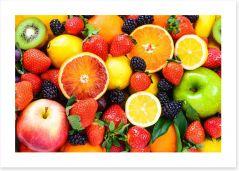 Food Art Print 78097722