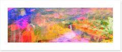 Pink morning Art Print 78716639