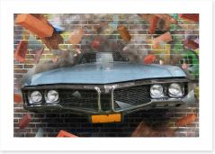 Graffiti/Urban Art Print 79238575