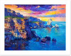 Summer Art Print 82385163