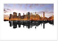 New York Art Print 84614492