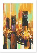 Sideways Art Print 88842938