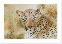 African Art Art Print 89016991