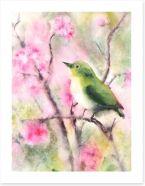 Birds Art Print 89426453