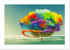 Contemporary Art Print 93316956