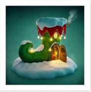 Christmas Art Print 93515472