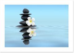 Zen Art Print 94359087