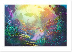 Bathroom Art Print 94843903
