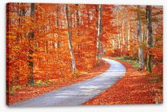 Autumn Stretched Canvas 95212865