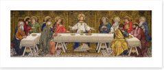 The Last Supper Art Print 95991849