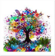 The beauty of life Art Print 95997638c