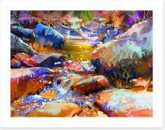 Contemporary Art Print 97484486