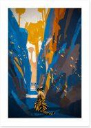 Contemporary Art Print 97932016