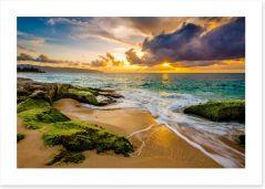 Beaches Art Print 98743273