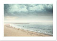 Beaches Art Print 98906241