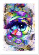Contemporary Art Print 99683922