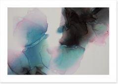 Sable and sky Art Print ET0056