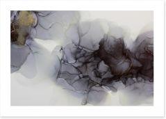 Astral shadow Art Print ET0064