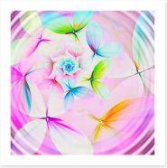 Flower twirl