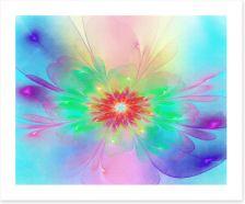 Softly Art Print PA0008