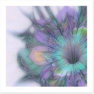 Opal blossom Art Print PA0016
